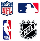 NBA/NFL/NHL