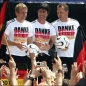 Preview: Adidas Germany T-Shirt jersey Wc 2006 Danke Jungs girls M