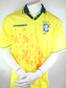 Preview: Umbro brazil jersey 11 Romario World cup 1994 champion home men's XL