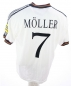 Preview: Adidas Germany jersey 7 Möller Euro 1996 winner home white men's XL