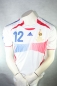 Preview: Adidas France jersey 12 Thierry Henry World Cup 2006 Final white men's M