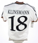 Preview: Adidas Germany jersey 1996 Euro 96 18 Jürgen Klinsmann Match worn men's S L or XL