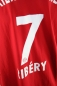 Preview: Adidas FC Bayern München jersey 7 Franck Ribery 2007/08 signatured men's S/M/L/XL/XXL