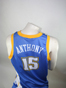 Preview: Champion Denver Nuggets Jersey Siz XL 15 Anthony NBA