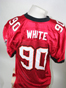 Preview: Reebok Tampa Bay Buccaneers Stylez G. White 90 NFL Jersey M medium