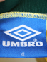 Preview: Umbro brazil jersey 11 Romario World cup 1994 home champion men's XL