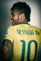 Preview: Nike Brazil Jersey 11 Neymar World Cup 2014 home yellow men's L (b-stock)