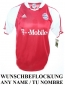 Preview: Adidas FC Bayern Munich jersey 2003/04 T-mobile home men's S-M 176cm or M (B-Stock)