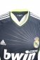 Preview: Adidas Real Madrid jersey 7 Cristiano Ronaldo 2010/11 Bwin away men's lage L (B-Stock)