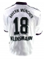 Mobile Preview: Adidas FC Bayern Munich jersey 18 Jürgen Klinsmann 1996 UEFA CUP winner white men's S, M, 176cm