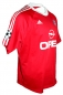 Mobile Preview: Adidas Bayern München Jersey 9 Elber CL Sieg 2001 Opel men's XS=164cm women 34/36
