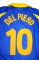Preview: Kappa Juventus Turin jersey 10 Alessandro Del Piero 1998/99 CL away blue men's L