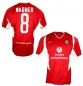 Preview: Nike 1. FC Kaiserslautern jersey 8 Martin Wagner 2002/2003 home red men's XL