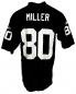 Preview: Reebok L.A. Los Angelos Raiders jersey Oakland NFL Onfield American Football black men's L