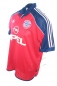 Preview: Adidas FC Bayern Munich jersey 1999/2001 Opel home red men's S-M 176cm or L