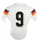 Preview: Adidas Germany jersey 9 Rudi Völler 1990 DfB home white men's M/L
