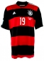 Preview: Adidas Germany jersey 19 Mario Götze 2014 away DFB men's S or XXL/2XL