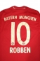 Mobile Preview: Adidas FC Bayern Munich jersey and shorts 10 Arjen Robben 2011/13 CL winner men's S