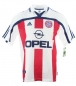 Mobile Preview: Adidas FC Bayern München jersey 11 Effenberg 2000-2002 Away Opel men's M/XXL