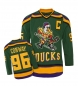 Mobile Preview: Anaheim Mighty Ducks Jersey 96 Charlie Conway green new movie men's S/M/L/XL/XXL/XXXL