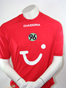 Preview: Hannover 96 Robert Enke Keeper Jersey size L Diadora Tui