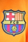 Mobile Preview: Nike FC Barcelona Jersey 19 Lionel Messi 2006/07 Away Orange Unicef - XXL