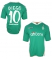 Preview: Kappa SV Werder Bremen jersey 10 Diego 2007/08 Citibank men's S or M (B-Stock)
