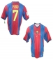 Preview: Nike FC Barcelona jersey 7 Luis Figo 1998/99 home men's XL
