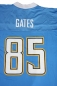 Preview: Reebok San Diego Chargers jersey 45 Antonio Gates NFL blue new men's L