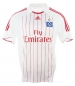 Preview: Adidas Hamburger SV jersey 23 Rafael Van der Vaart HSV Fly Emirates men's XXXL/3XL