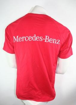 Spielertrikot match worn match issued trikot for T shirt mercedes benz