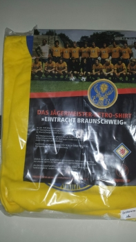 original eintracht braunschweig trikot j germeister retro 1975 1979 herren s m l xl xxl neu. Black Bedroom Furniture Sets. Home Design Ideas