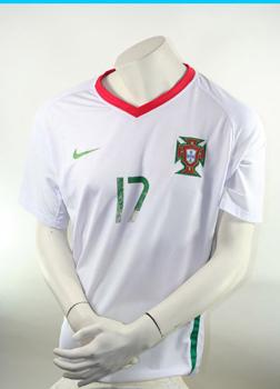 Nike Portugal Trikot 17 Cristiano Ronaldo Euro 2008 Away ...
