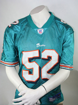 Reebok Miami Dolphins Jersey size M Medium #52 Crowder NFL