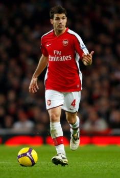 Nike Arsenal London Trikot 4 Cesc Fabregas Away Herren S M L XL XXL ... 86794e039d