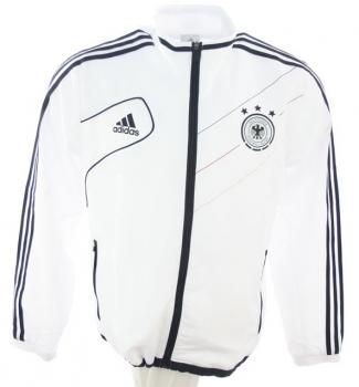 Jacken ADIDAS       weiße   JACKE          Deutscher  Fußballbund Fußball