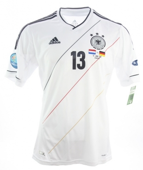 factory price 31c6b 73926 Adidas Germany jersey 13 Thomas Müller DfB 2012 home new men's XL