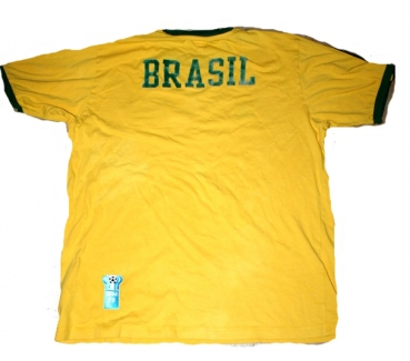 Adidas Brazil jersey 1978-1982 Adidas Originals collection home men's S/M/L/XL/XXL