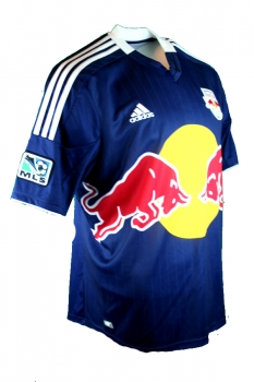 Adidas New York Red Bulls jersey 14 Thierry Henry 2012-2014 MLS men's XL