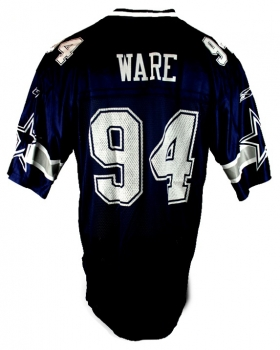 Reebok Dallas Cowboys jersey 94 DeMarcus Ware NFL American Football shirt men's L