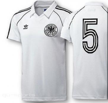 Nuevo Alemania Cup 5 World 1978 Camiseta Dfb Adidas Beckenbauer Hcqxnzq1