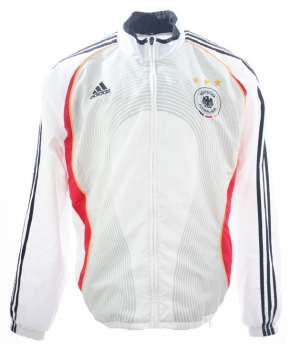 Adidas Germany Tracksuit world cup 2006 jacket & trousers men's S