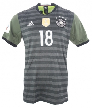 adidas deutschland trikot 18 joshua kimmich quali wm 2018. Black Bedroom Furniture Sets. Home Design Ideas