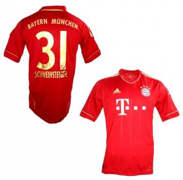 Aktuelles Fc Bayern Trikot