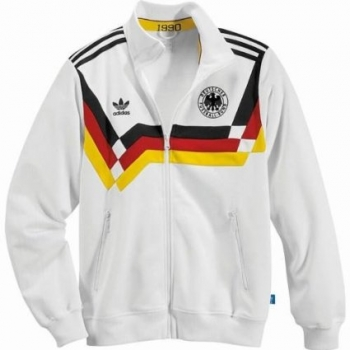Adidas Germany jacket tracktop World Cup 1990 football men's L (B-stock)