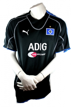 Puma Hamburger SV jersey HSV 2005/06 black ADIG men's M or XXL (B-Stock)