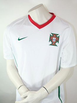 Portugal Nike jersey Dry fit size XL white 2008/2010/2014