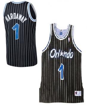 best cheap 3feba 8dea4 Champion Orlando Magic Jersey 1 Anfernee penny Hardaway NBA men's M/XL Öz