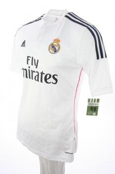 Adidas Real Madrid Trikot 14 Xabi Alonso 201415 Heim weiß