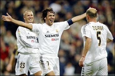 fce5cefffe0 Adidas Real MadridjJersey 5 Zinedine Zidane 2004 2005 Siemens home men s  M L